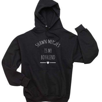 5XL Shawn Mendes 98 Black T-shirt Magcon Boys Tour Concert Cotton Tee Shirt S