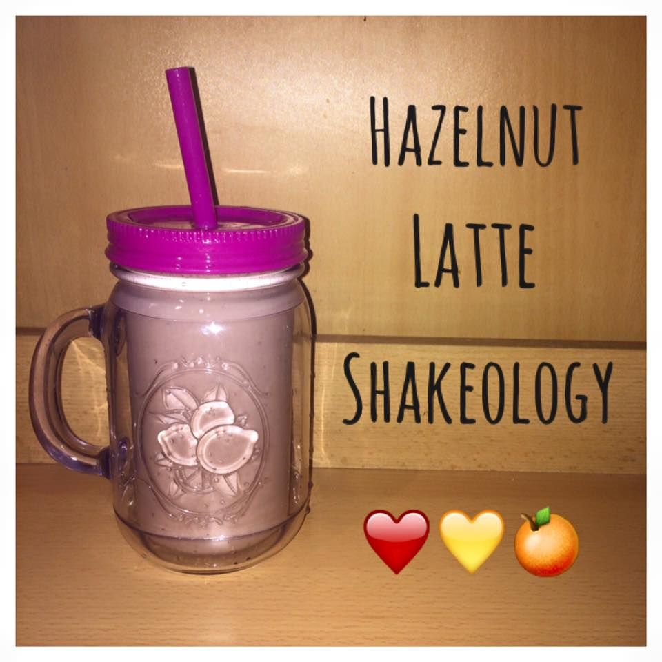Dis Food Diary 21 Day Fix Approved Recipes Hazelnut Latte