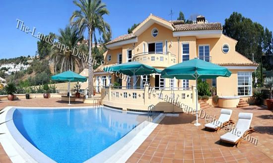 terra cotta patios pool deck   swimming pool deck made of terra
