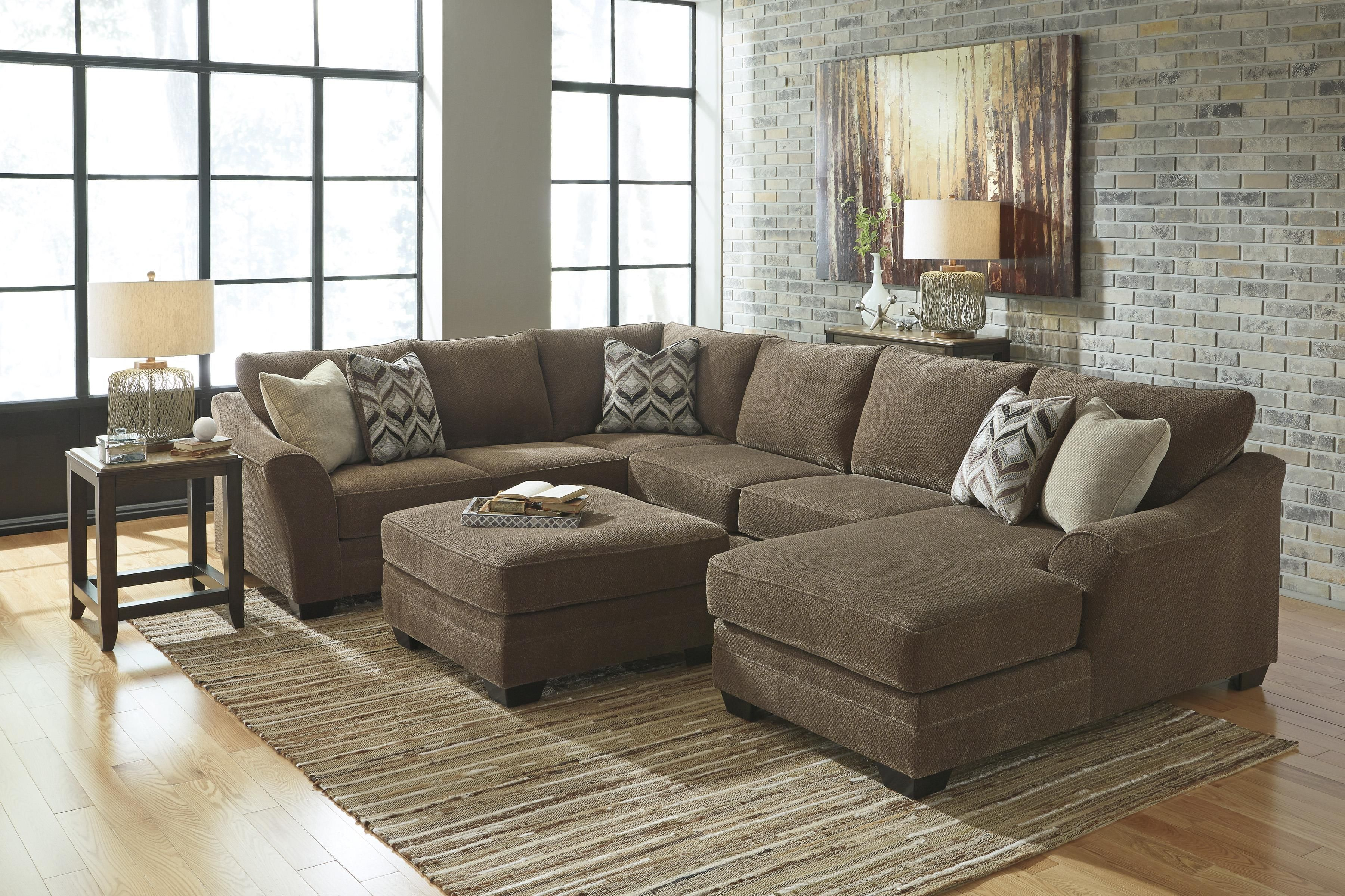 Justyna Stationary Living Room Group by Benchcraft THIS IS MY COUCH