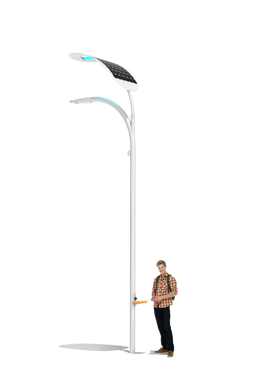 Smart Solar Street Light Powered By Solar Energy Produced By Engoplanet  D8 B6 D9 88 D8 A1  D8 A7 D9 84 D8 B4 D8 A7 D8 B1 D8 B9  D8 A7 D9 84 D8 B4 D9 85 D8 B3 D9 8a D8 A9  D8 A7 D9 84 D8 B0 D9 83