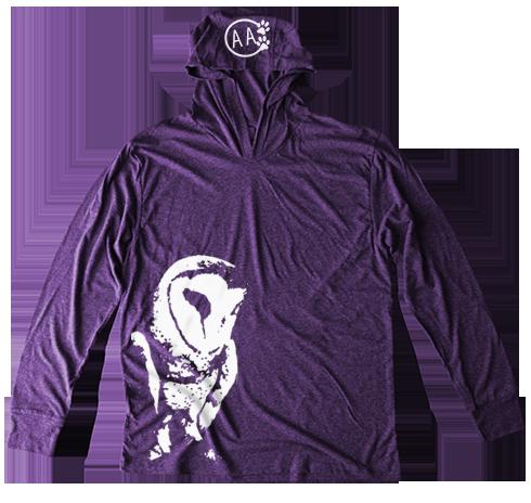 Barn Owl Unisex Hoodie