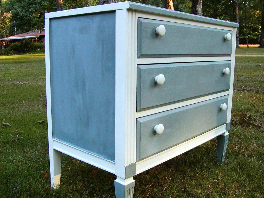 Image Of Painted Furniture Ideas Shabby Chic Furniture Redo