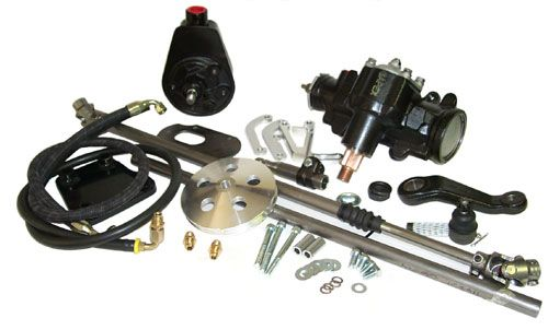Maf Saginaw Power Steering Conversion Kits Matts Muscle