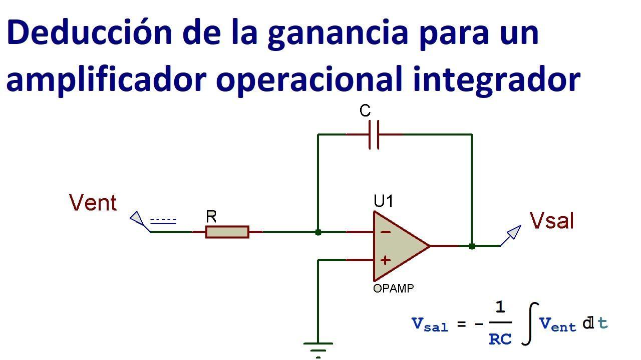 Circuito Lineal : Download amplificadores operacionales y circuitos integrados