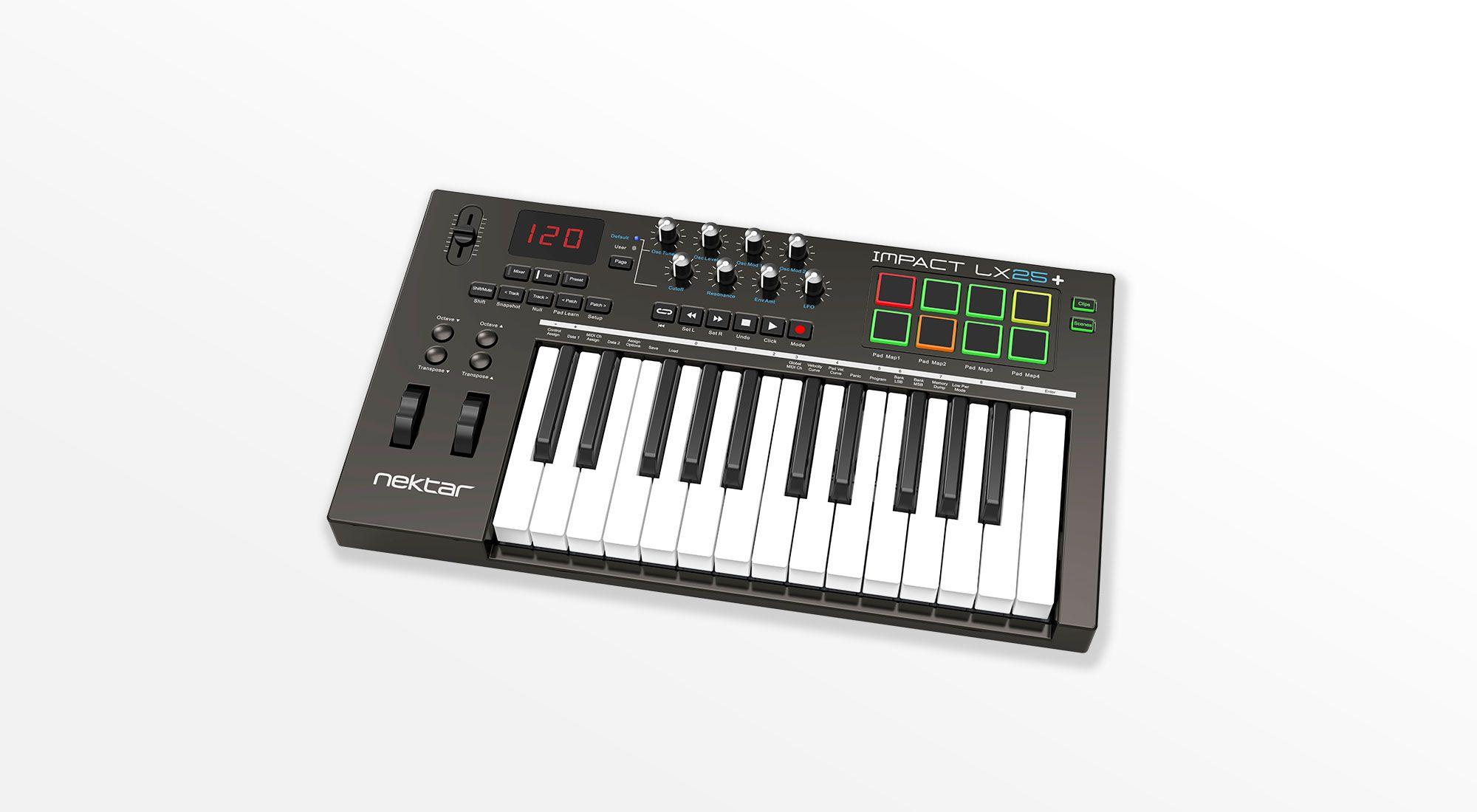 25 note USB MIDI controller | keyboard | Sonar | GarageBand| Digital