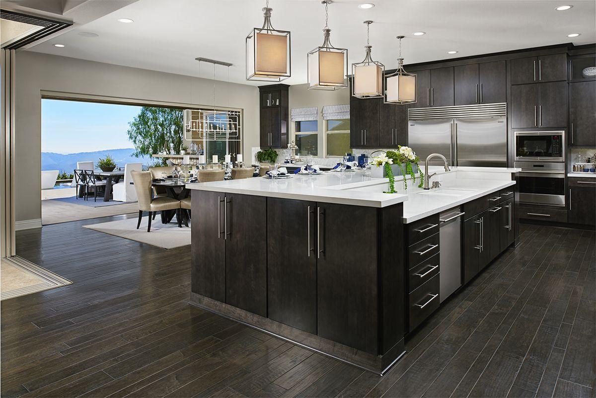 Hardwood Floors Custom Task Lighting Generous Storage Gourmet Chef S Appliances What S Your Favorite Featu Floor Design Luxury Kitchens Best Kitchen Designs