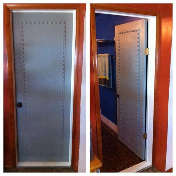 DIY Big Bang Theory Inspired Door & DIY Big Bang Theory Inspired Door   Favorite Places u0026 Spaces ...