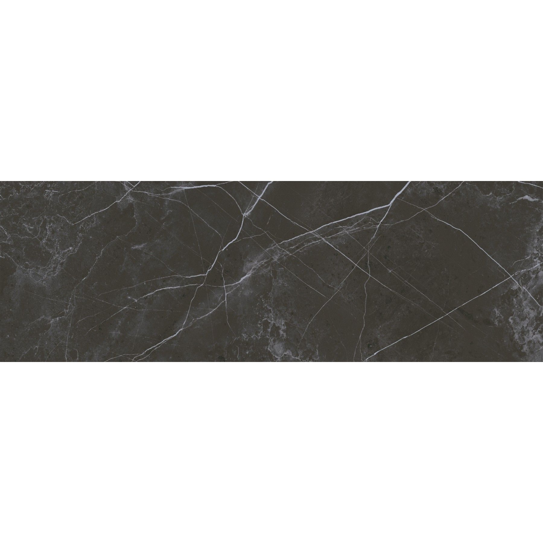 Fliesenwelt Wandfliese Arkit Schwarz Glanzend 40x120cm Jetzt
