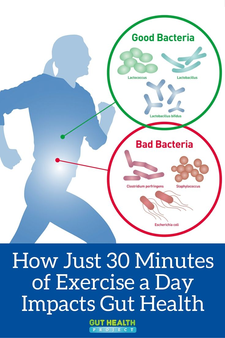 Exercise Your Way To Better Gut Health & Digestion   Gut ...