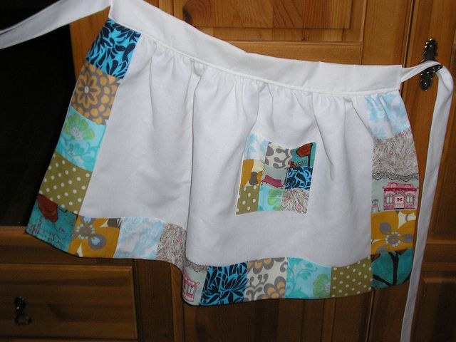 Patchwork apron | Flickr - Photo Sharing!