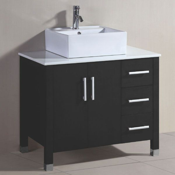 Pescara Bathroom Vanity Httpdougstubscomshoppescara - Freestanding 36 inch bathroom vanity