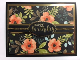 My Creative Corner!: Whole Lot of Lovely, Rose Wonder, Birthday Card, Stampin' Up!, Rubber Stamping, Handmade Cards