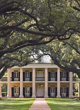 Tour Beautiful Oak Alley Plantation In Louisiana