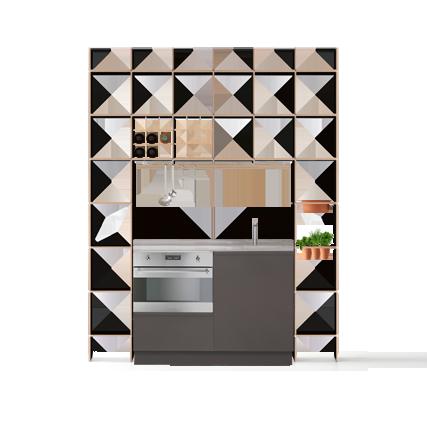 FNP Kitchen | Nils Holger Moormann | Design: Axel Kufus | Nils Holger Moormann | 2014