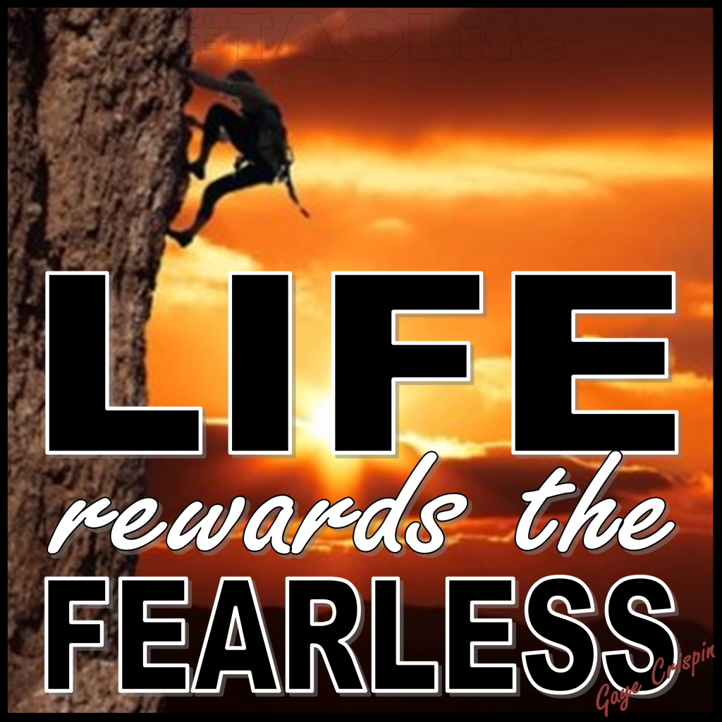 Poster Quotes About Life Poster Life Rewards The Fearlessgc Quote Taolife  Misc
