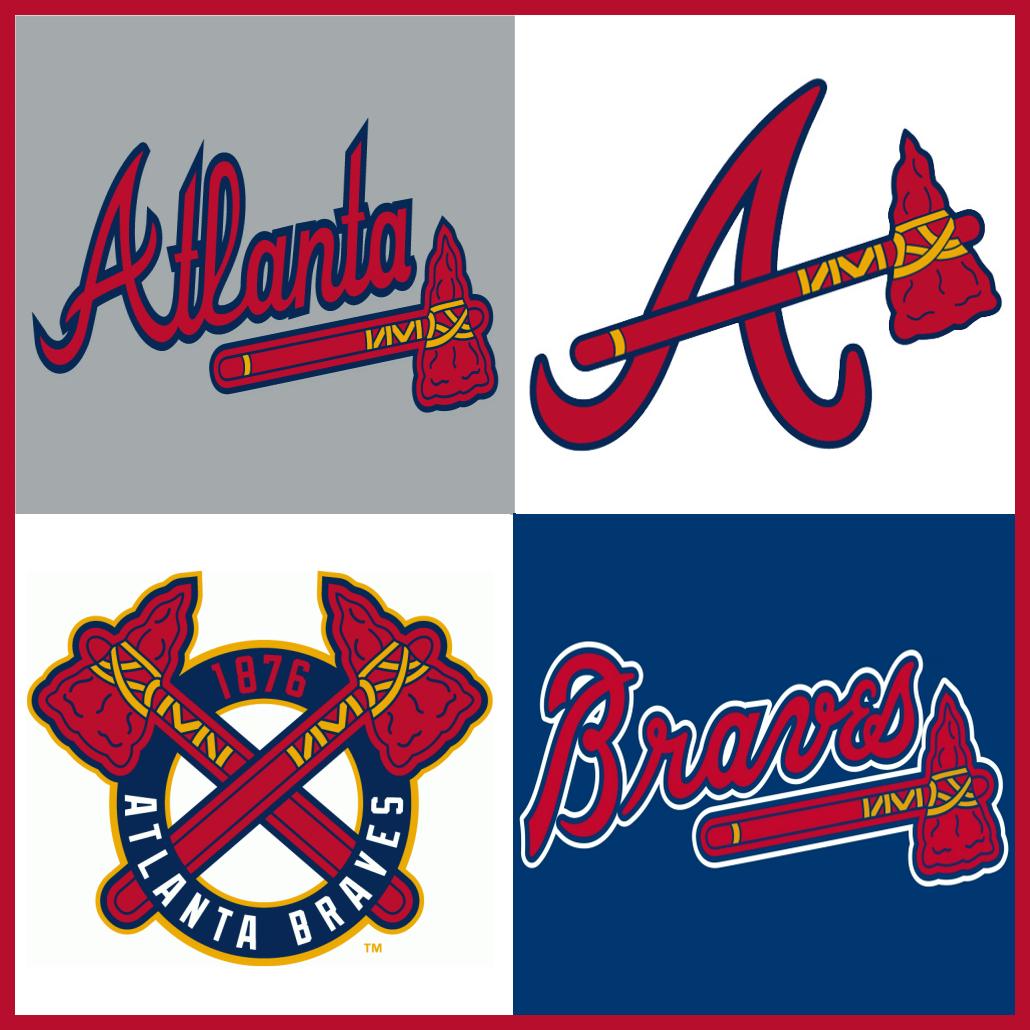 Atlanta Braves Atlanta Braves Sport Team Logos American Sports