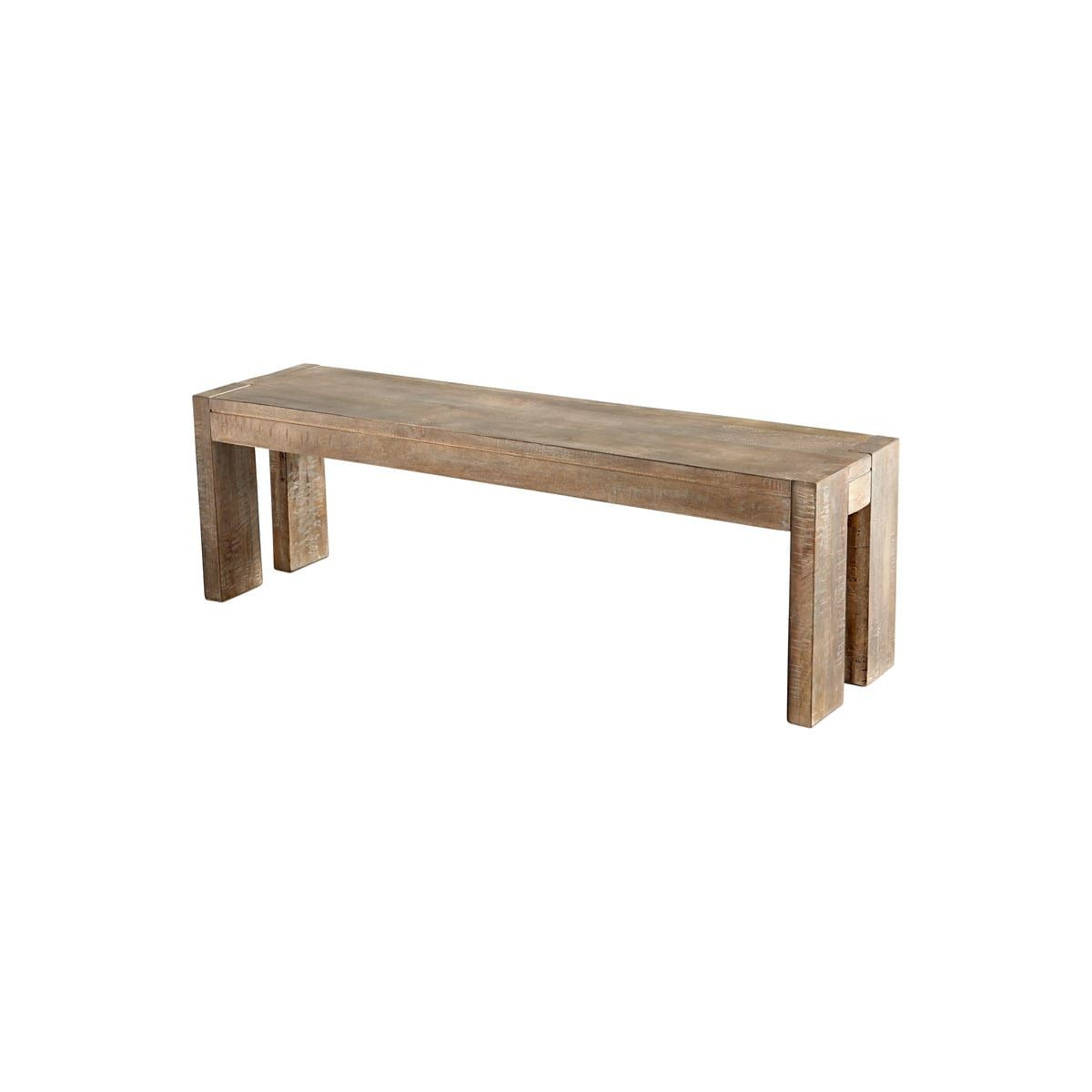 Cyan Design Segvoia Bench Cyan Design Wood Bench Built In Bench