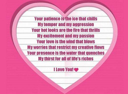 Short love poem for my wife