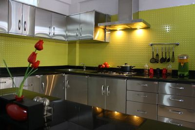 Modular Kitchen Furniture For Your All Kitchen Furniture Requirements In Delhi At Affordable