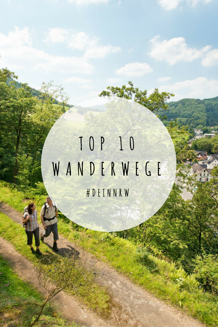 Photo of Insider tips for hiking trails in NRW