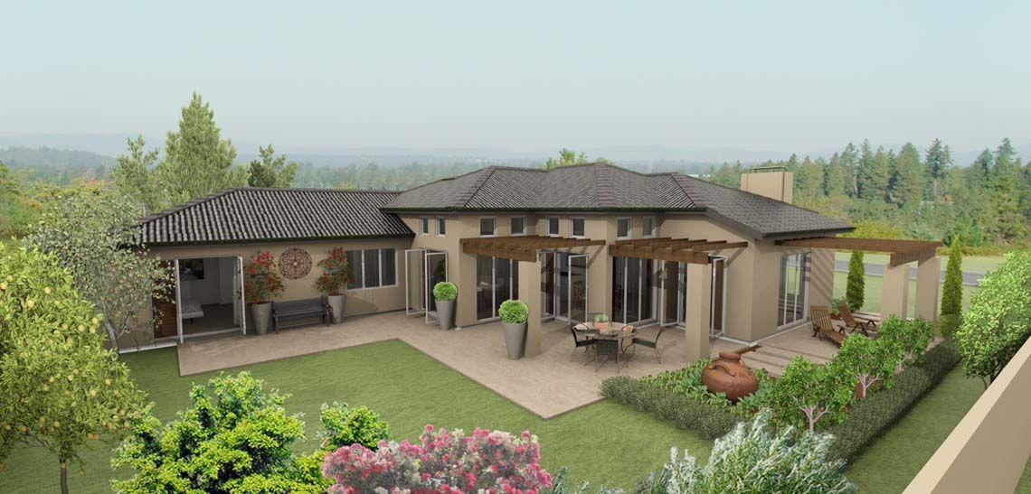 house seville 4 bedroom house design landmark homes builders nz - House Plans Landmark Homes New Zealand