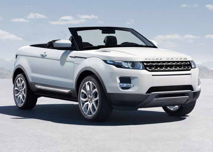 New Range Rover Evoque 2 0 Td4 Hse Dynamic Automatic Convertible