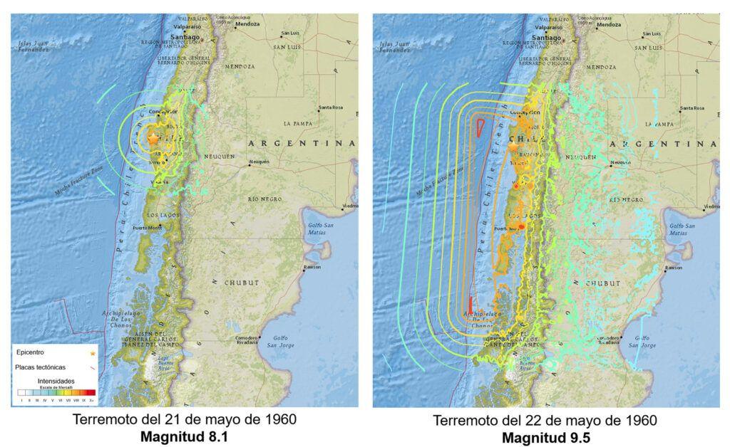 El Terremoto Más Fuerte De La Historia Y El Terremoto Más Mortífero Terremoto Desastres Naturales Maremoto