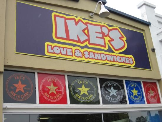 Ike's Place, Santa Clara: See 26 unbiased reviews of Ike's Place, rated 4.5 of 5 on TripAdvisor and ranked #20 of 404 restaurants in Santa Clara.