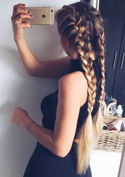 20 Badass Boxer Braids, die Sie ausprobieren müssen  - Fashion - #ausprobieren ... - #ausprobieren #Badass #Boxer #Braids #die #Fashion #müssen #Sie