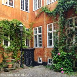 Christianshavn courtyard