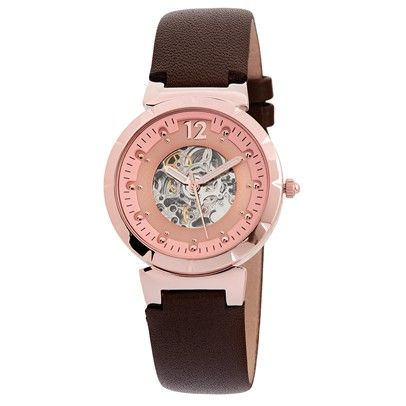 Watch-HS801-305-Brown-Rosegold @ www.thaisale.co.th