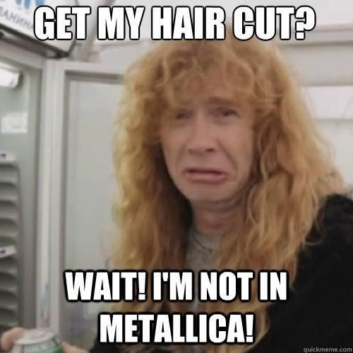 Dave mustaine is an asshole