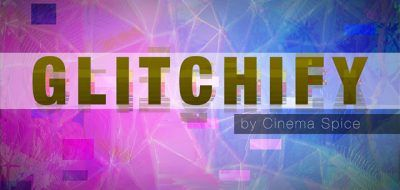 Easily create glitch effects in After Effects based on the