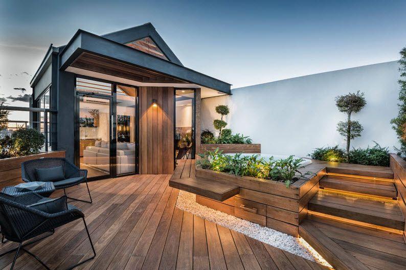 Construir Terraza En La Azotea O Patio Diseño De Azotea
