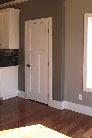 Crossmore - true RECESSED panel molded door | Interior Gallery | Minnesota | Bayer Built Woodworks & Crossmore - true RECESSED panel molded door | Interior Gallery ... Pezcame.Com