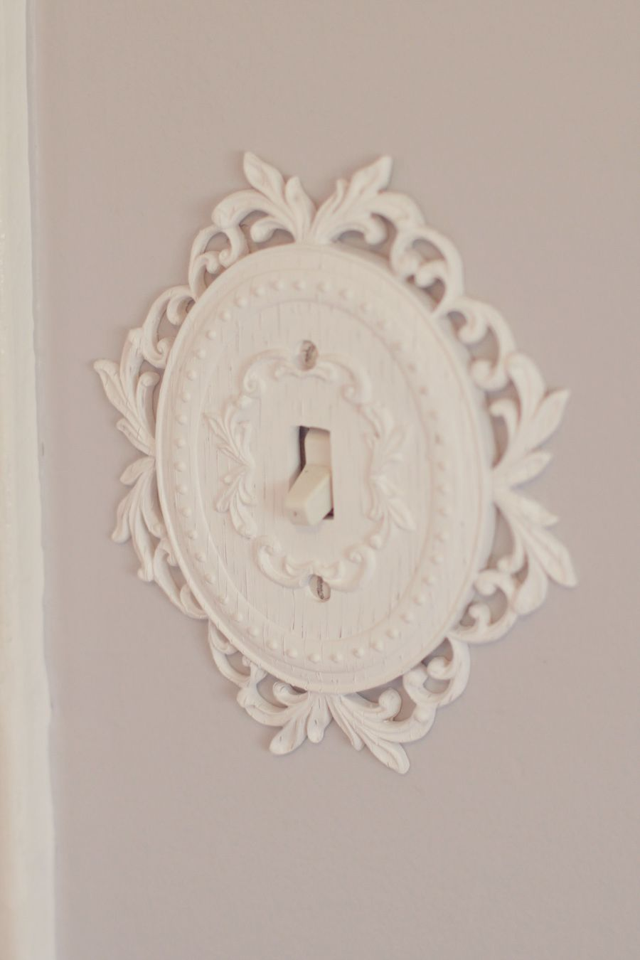 Beautiful Light Switch Cover Lights Shabby Chic Bedrooms