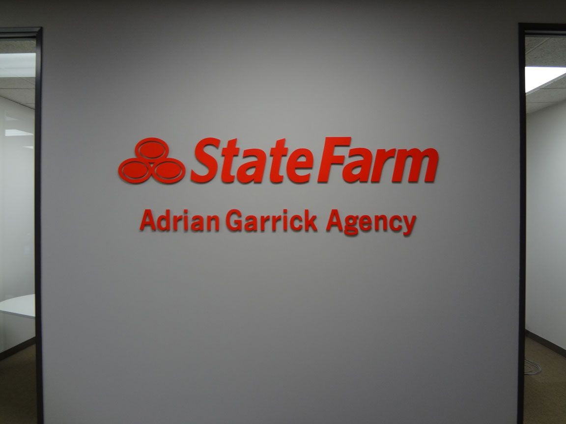 Statefarm Agancy With Images State Farm Office Lobby Sign