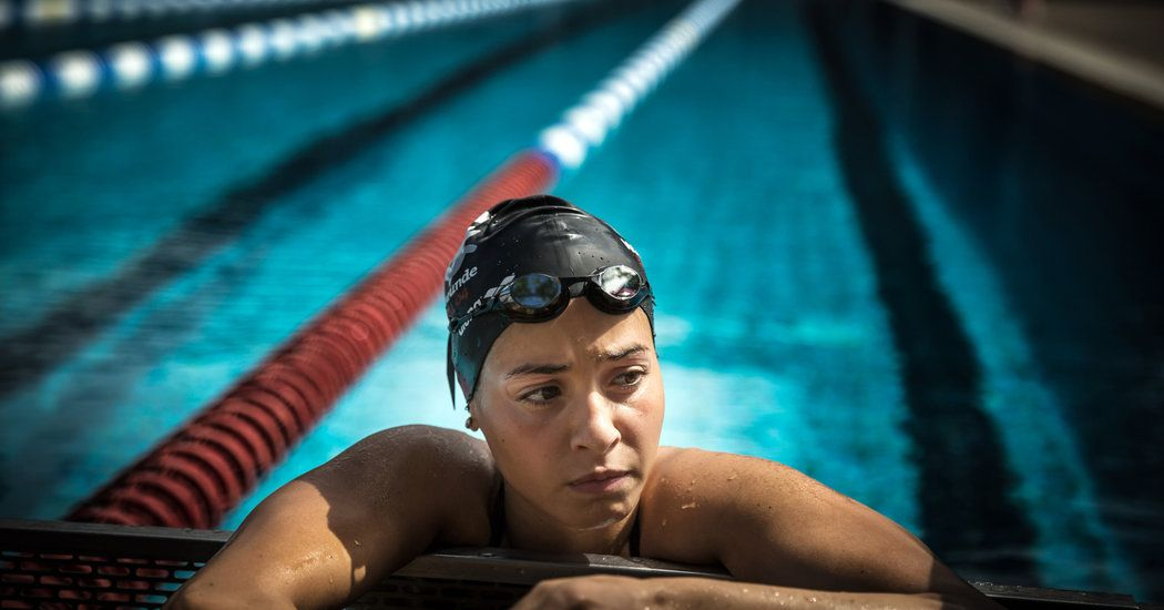 She Swam to Escape Syria. Now She'll Swim in Rio. News