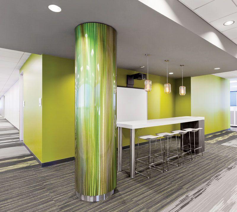 Blendz Prefabricated Column Cover Moz Designs, Inc.