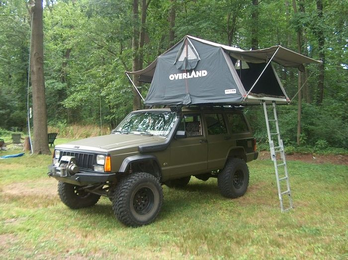Hmmm Maybe An Option For Our Colorado Utah Jeeping Trip Someday Jeep Cherokee Jeep Xj Jeep Cherokee Xj