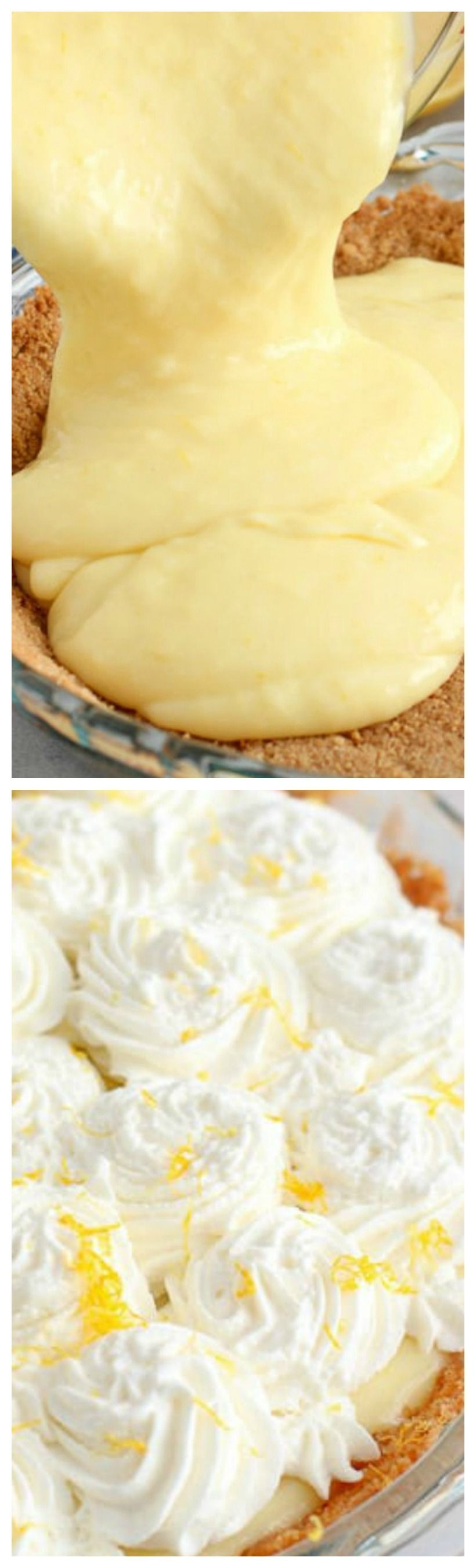 Lemon Cream Pie ~ A smooth and creamy pie with fresh lemon filling and whipped cream in a buttery graham cracker crust. #homemadegrahamcrackercrust Lemon Cream Pie ~ A smooth and creamy pie with fresh lemon filling and whipped cream in a buttery graham cracker crust. #homemadegrahamcrackercrust Lemon Cream Pie ~ A smooth and creamy pie with fresh lemon filling and whipped cream in a buttery graham cracker crust. #homemadegrahamcrackercrust Lemon Cream Pie ~ A smooth and creamy pie with fresh lem #homemadegrahamcrackercrust