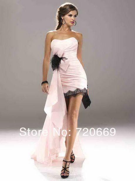 Kurzes kleid mit schleppe | Outfit-Ideen | Pinterest | Kleid mit ...