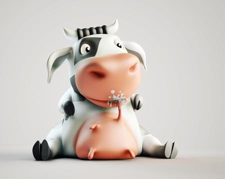 Funny Cow Desktop Nexus Wallpapers Seni Sapi