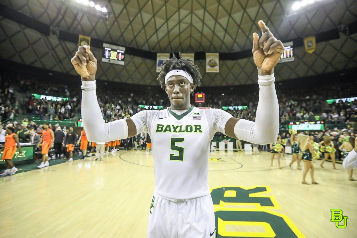 Baylor Men's Basketball Ranked First In AP And Coaches Poll For First Time