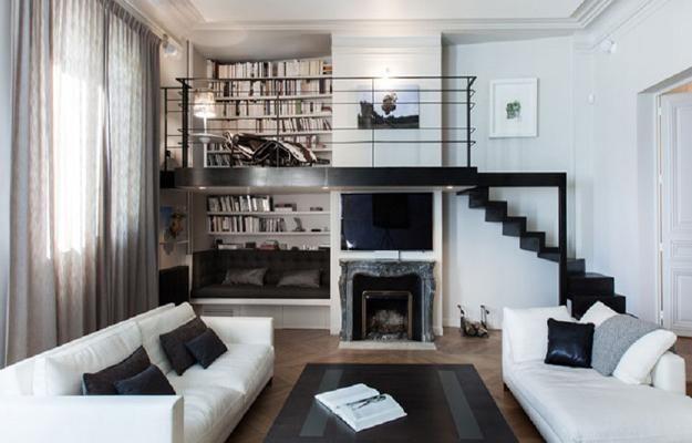 Loft Bedroom Design Ideas 20 Space Saving Loft Designs For Modern Small Rooms  Loft Design