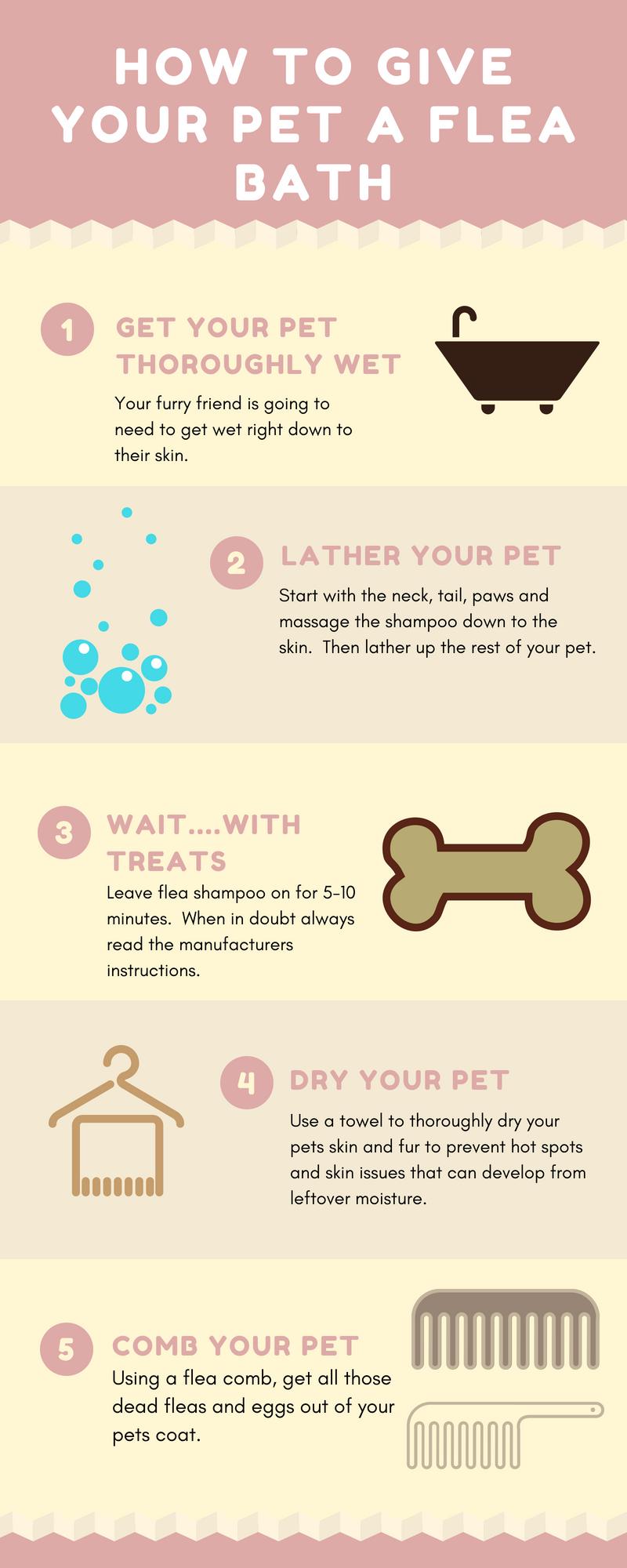 How Often Should You Bathe Your Dog With Flea Shampoo It S Less Than You Think Cat Shampoo Pet Advice Flea Shampoo