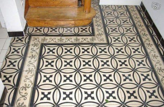 Zwart Wit Tegels : Antieke vloertegels floorz for the home