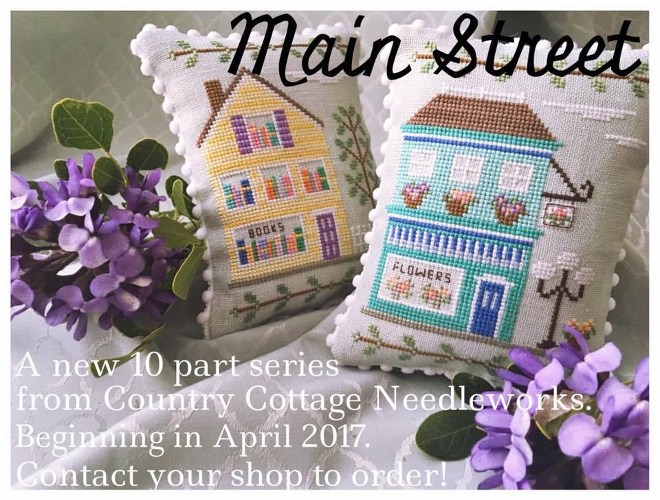 COUNTRY COTTAGE NEEDLEWORKS \