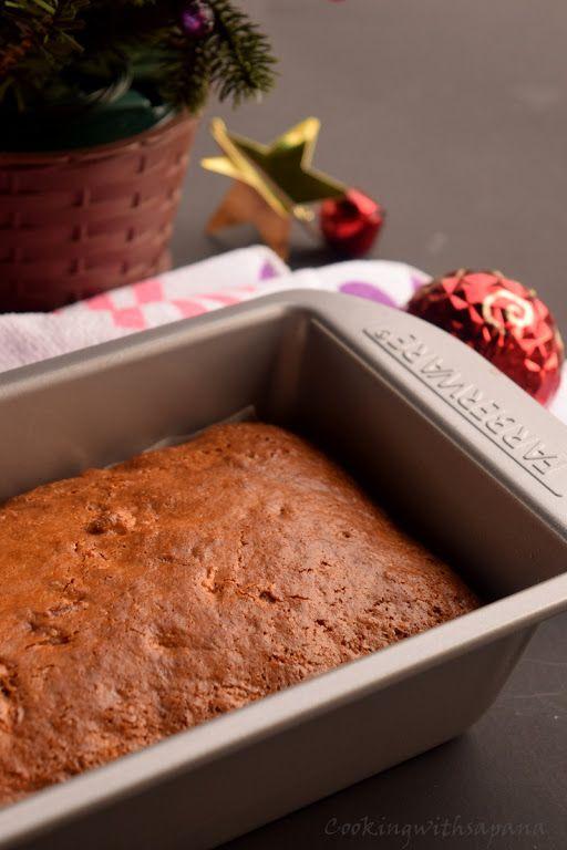 Fruits And Nut Cake Cookingwithsapana Fruit Cake Christmas Fruity Cake Food